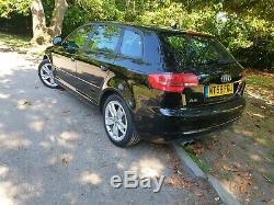 2009 Audi A3 2.0 Tfsi 200bhp Quattro Sport S-t Auto 5 Door Full Service History