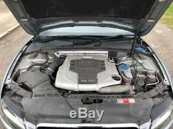 2009 Audi A5 3.0 TDI Quattro 300 BHP AUTO BLACK Leather S/History LONG MoT 2KEYs