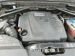 2009 Audi Q5 Se 2.0 Tdi Quattro Black Auto 168bhp Leather New Mot & 10 Stamps