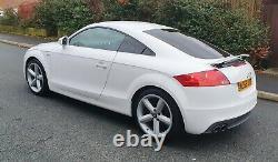 2009 Audi TT s-line 2.0 TDI QUATTRO 3d 170 BHP Coupe Diesel Manual FSH 86K