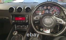 2009 Audi TT s-line 2.0 TDI QUATTRO 3d 170 BHP Coupe Diesel Manual FSH 86K 12MOT