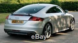 2009 Audi TTS 2.0 TFSI Quattro £4465 factory extras custom remap 306bhp
