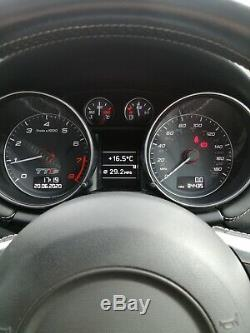 2009 Audi Tts Silver 2.0 Tfsi 272bhp Quattro Manual
