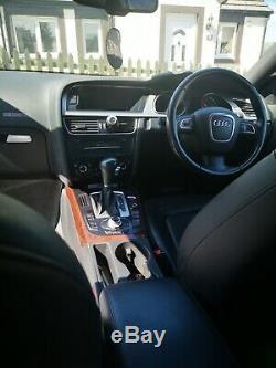 2010 AUDI A5 3.0 TDI 240 BHP SPORTBACK S Tronic QUATTRO S-LINE HATCH 4WD XENONS