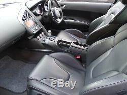 2010 AUDI R8 4.2 FSI V8 QUATTRO 420bhp 40K MILES AMAZING MAGNETIC RIDE STUNNING