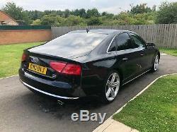 2010 Audi A8 D4 4.2 TDI Quattro 351 BHP 69K