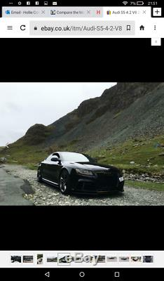 2010 Audi S5 4.2 V8 Fsi Quattro Auto 375bhp Stunning Example Fsh Nearly All Audi