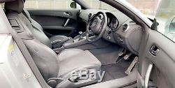 2010 Audi Tt 2.0 Tdi Quattro S Line Special Edition Manual 170 Bhp