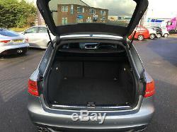 2011 61 AUDI A4 2.0 AVANT TDI QUATTRO BLACK EDITION 5d 168 BHP