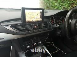 2011 Audi A7 3.0 245bhp TDI Quattro SLine 5dr STronic HATCHBACK Diesel Automatic