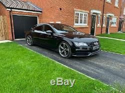 2011 Audi A7 3.0TDI Quattro 245bhp (black edition styling)