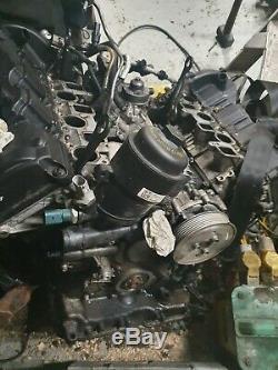 2011 Audi Q7 3.0 TDi Quattro Diesel Engine CJGA CJG 239bhp