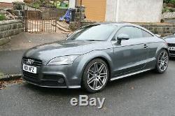 2011 Audi Tt 2.0 Tfsi S Line Black Edition S Tronic Quattro 208 Bhp