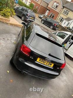 2012 61 Audi A3 2.0 Tdi Quattro S Line Black Edition 3d 168 Bhp Diesel
