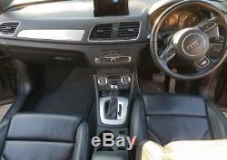 2012 (62) Audi Q3 TDi Quattro S-Line 177bhp