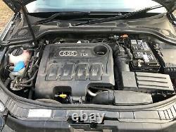 2012 Audi A3 2.0 TDI 170 Bhp 6 Speed Quattro Black Edition 5dr Hatchback Diesel
