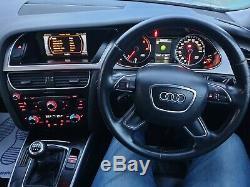 2012 Audi A4 Avant Allroad 2.0tdi 177 Bhp Quattro Manual 112000 Miles