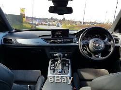 2012 Audi A6 Avant BiTDI QUATTRO S LINE 313BHP SAT NAV