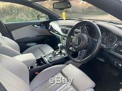 2012 Audi A7 BiTDI 308 BHP S Line Sportback 8 speed Auto Twin Turbo Quattro
