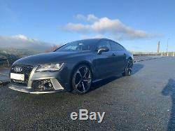 2012 Audi A7 Bitdi Quattro Sline Rs7 Conversion 363 Bhp