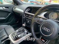 2012 Audi S4 Avant 3.0 V6 TFSI S-Tronic Quattro, Low Miles, High Spec. 330bhp