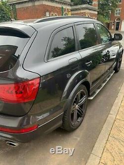 2013 63 Audi Q7 3.0 Tdi Quattro S Line Plus 5d Auto 245 Bhp Diesel