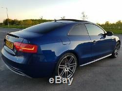 2013 Audi A5 2.0 Tfsi 225 Bhp S Line Black Edition Quattro