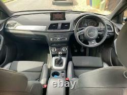 2013 Audi Q3 S Line Quattro 5d 175 Bhp Diesel Black Colour