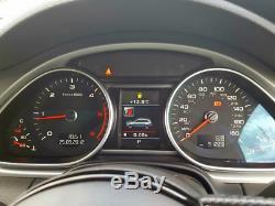 2013 Audi Q7 3.0 S LINE + TDI QUATTRO AUTO, One Year MOT, 245 bhp
