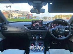 2014 (64) AUDI A7 3.0 BiTdi QUATTRO (321bhp) BLACK EDITION
