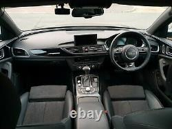 2014 Audi A6 3.0 TDI (245 BHP) quattro S-line Black edition