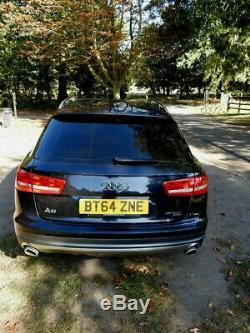 2014 Audi A6 Allroad 3.0 BiTDI 313bhp Allroad Tiptronic quattro cat S