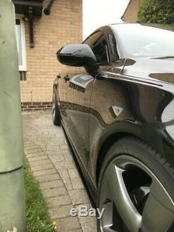 2014 Audi A7 Bitdi (313bhp) Quattro, Black Edition, S-Line, Phantom Black