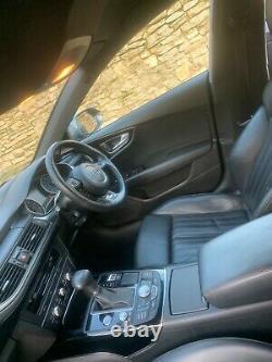 2014 Audi A7 Sportback 3.0 TDI Quattro Black Ed 5d S Tronic 245 BHP