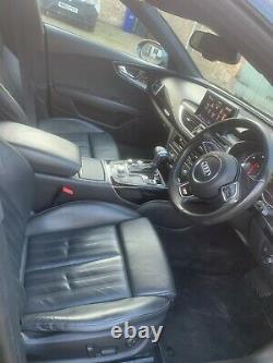 2014 Audi A7 Sportback 3.0 TDI Quattro Black Ed S Tronic 245 BHP