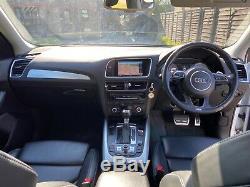 2014 Audi Q5 3.0 SQ5 BITDI QUATTRO 5d 309 BHP Diesel Auto FASH Glacier White 21