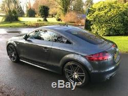 2014 Automatic Audi Tt 2.0 Tdi Quattro Black Edition 2d 168 Bhp Diesel