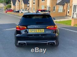 2015 65 Audi RS3 Quattro Sportback MTM STAGE 1 410BHP px S3 golf r m140i etc