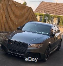 2015 Audi RS3 2.5 TFSI Sportback S Tronic quattro 5dr (Nav) 367 bhp HPI CLEAR