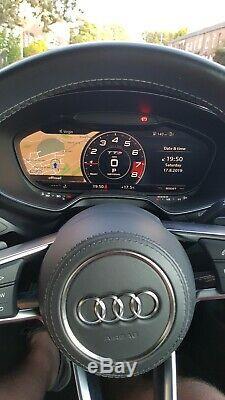 2015 Audi TTS super fast. All extras. ONLY 29000 miles! Quattro 4x4 310bhp