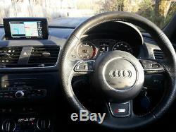 2016 66-reg Audi Q3 2.0 Tdi Quattro S Line Plus Dsg/auto 182 Bhp Diesel 11k Mile