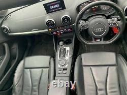 2016 AUDI S3 2.0 TFSI SPORTBACK S TRONIC QUATTRO 5dr (Nav) 300 BHP CAR