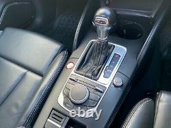 2016 Audi S3 Saloon 2.0 TFSI Quattro 300BHP Huge Spec