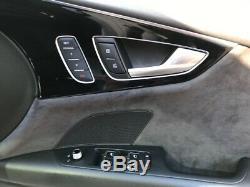 2017 Audi A7 3.0 BiTDI Quattro Black Edition 320bhp SUNROOF/BOOSE/HUD/FMDHS/MINT