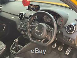 2017 Audi S1 QUATTRO 3DR 360BHP MANUAL PETROL