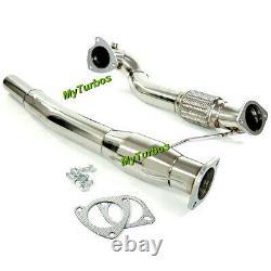 3 Exhaust Decat Pipe for Audi TT S3 quattro /Seat Leon 1.8T 210/225BHP BAM AMK