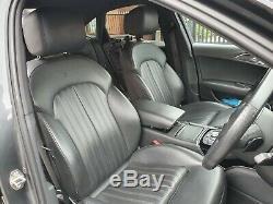 AUDI A6 QUATTRO BLACK EDITION 3.0 TDI S-Line S Tronic 245bhp (4dr Saloon)