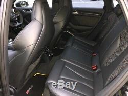AUDI RS3 2.5 TFSI S Tronic QUATTRO 400 bhp saloon