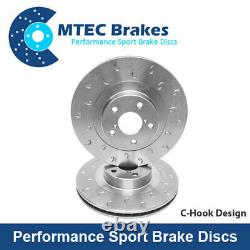 AUDI S5 3.0 TFSi QUATTRO 350bhp 08/16- C-Hook Front Brake Discs 349mm