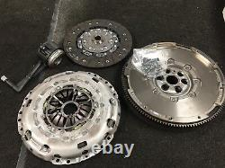 AUDI TT 2.0 TDi QUATTRO 170BHP CFGB DUALMASS FLYWHEEL CLUTCH KIT 06/08-05/11